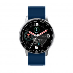 Smartwatch INTELIGENTE RADIANT TIMES SQUARE AZUL